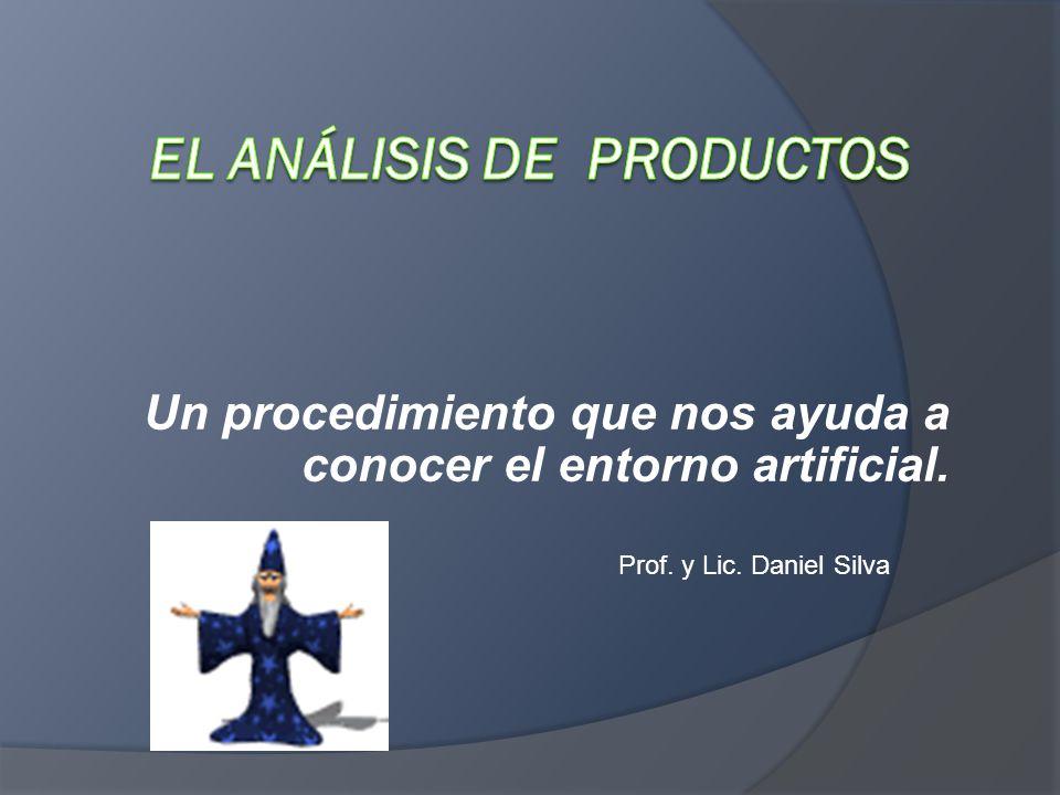 El Análisis de productos