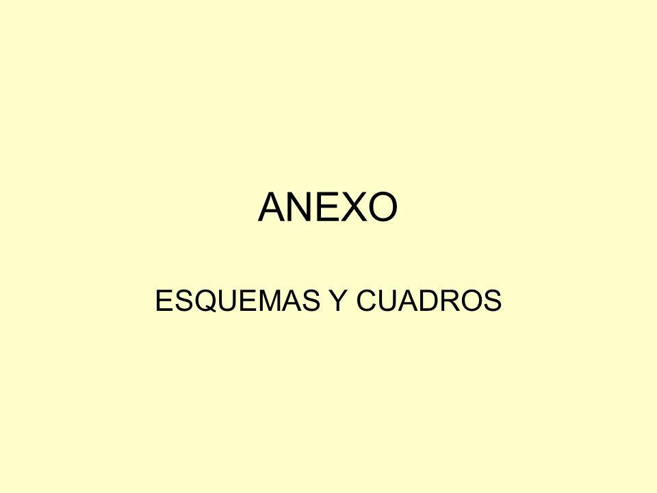 ANEXO ESQUEMAS Y CUADROS