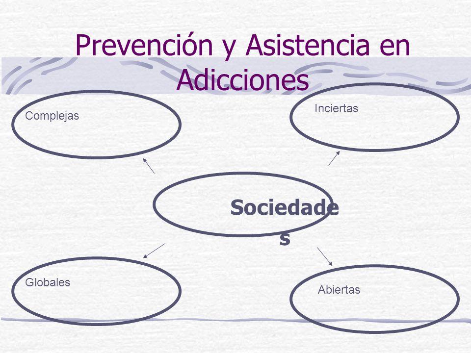 Prevención y Asistencia en Adicciones