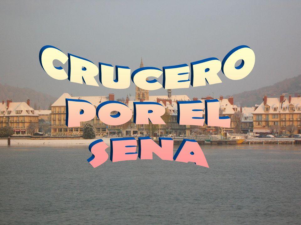 CRUCERO POR EL SENA