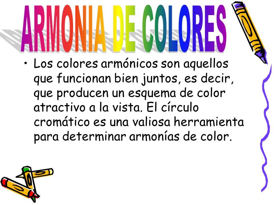 ARMONIA DE COLORES