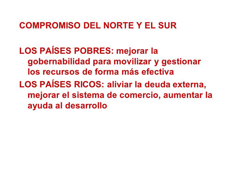 COMPROMISO DEL NORTE Y EL SUR