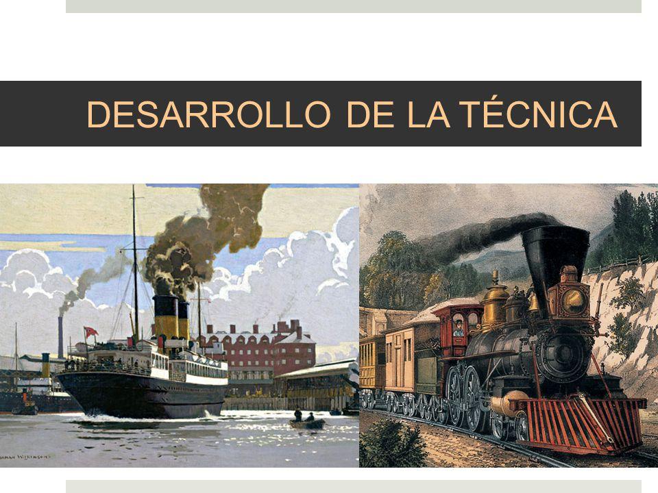 DESARROLLO DE LA TÉCNICA