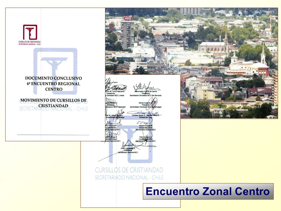 Encuentro Zonal Centro