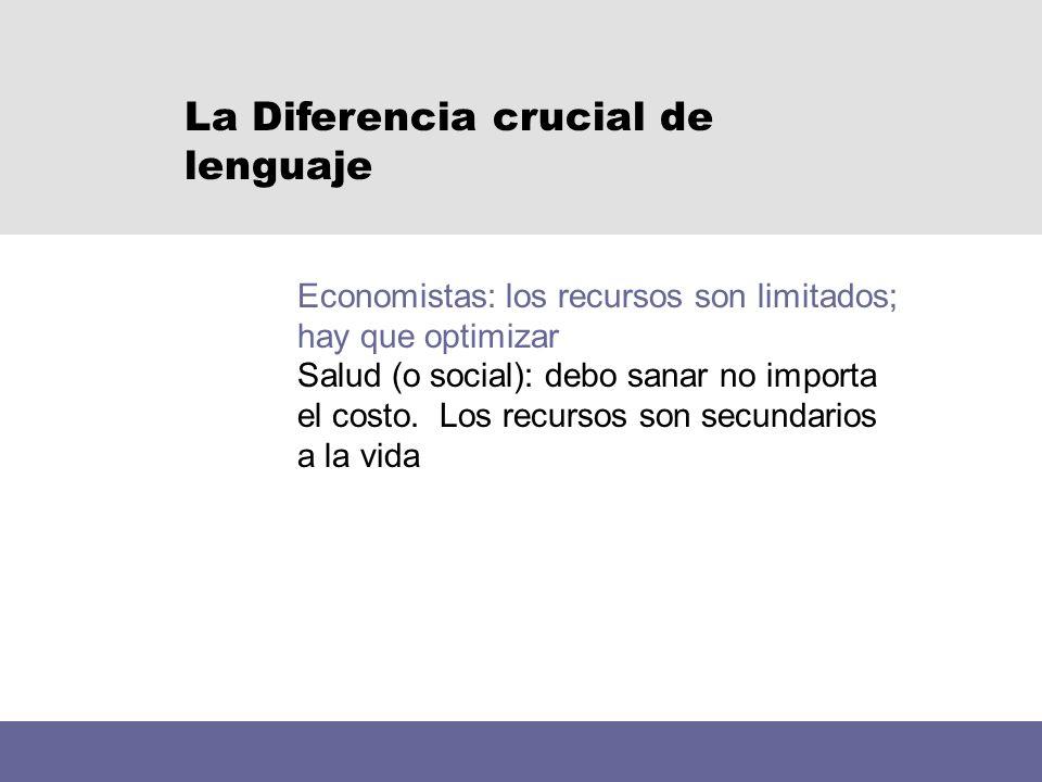 La Diferencia crucial de lenguaje