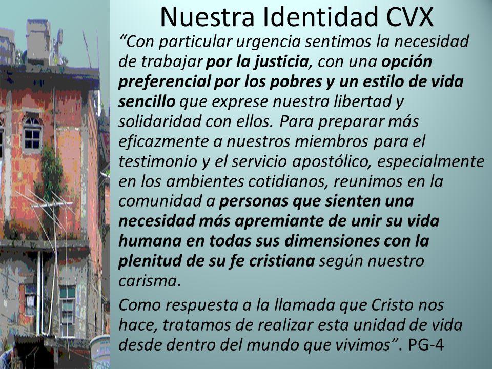 Nuestra Identidad CVX