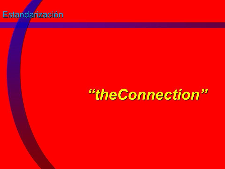 Estandarización theConnection