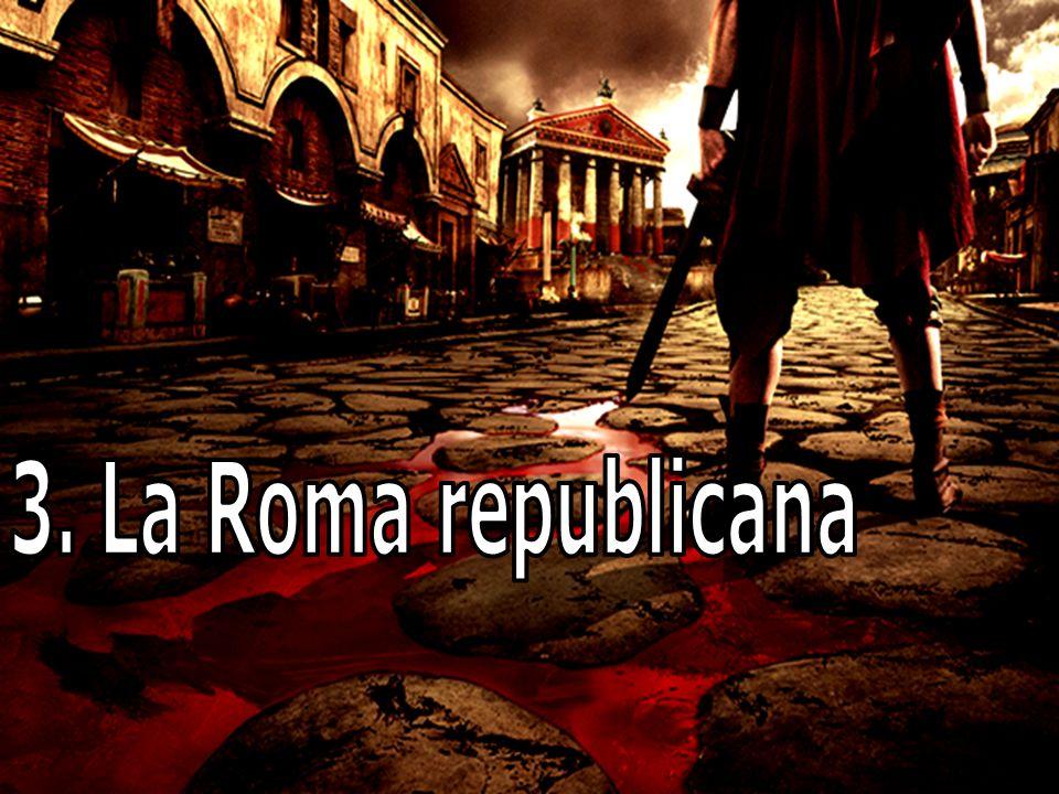 3. La Roma republicana