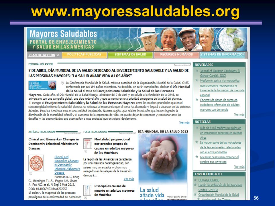 www.mayoressaludables.org