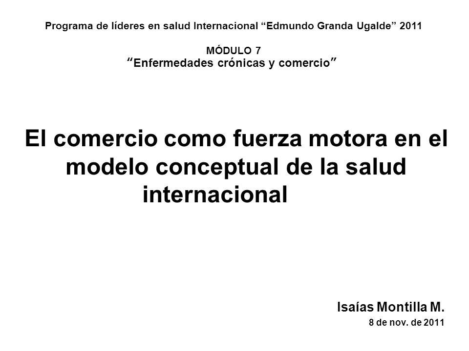 Isaías Montilla M. 8 de nov. de 2011