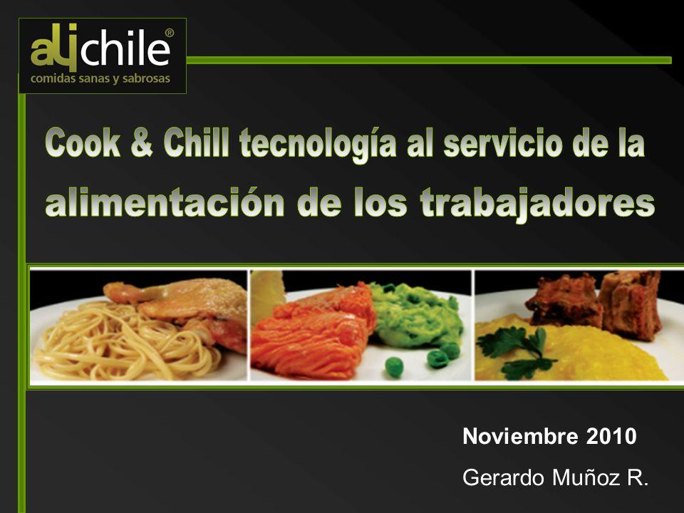 Cook & Chill tecnología al servicio de la