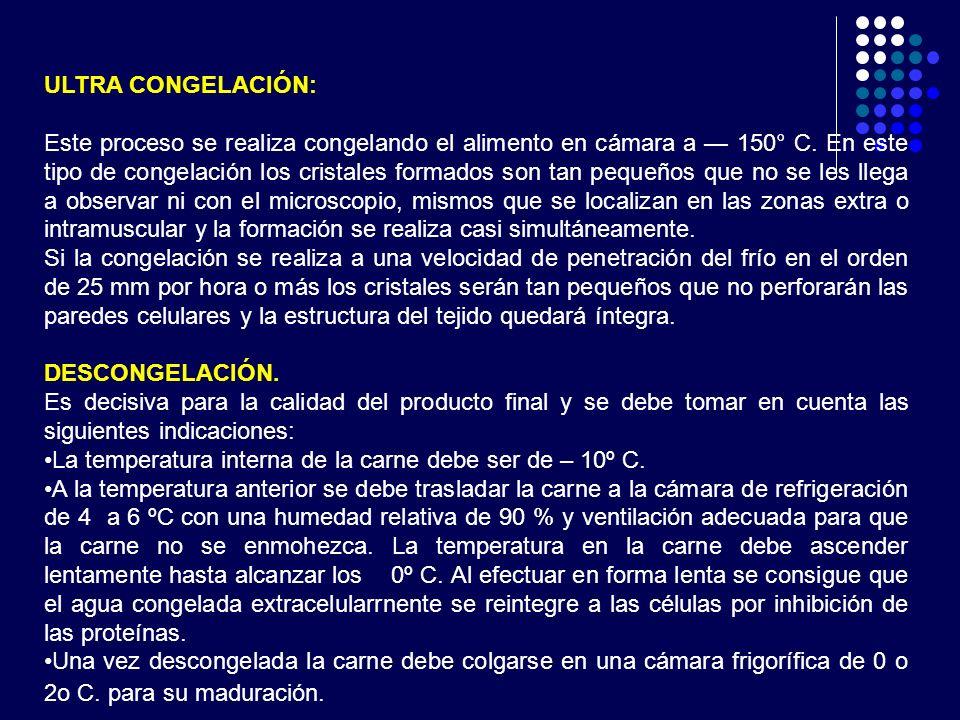 ULTRA CONGELACIÓN: