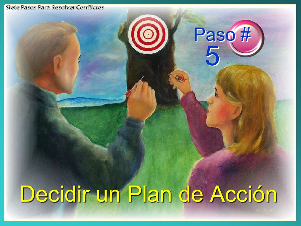 Decidir un Plan de Acción
