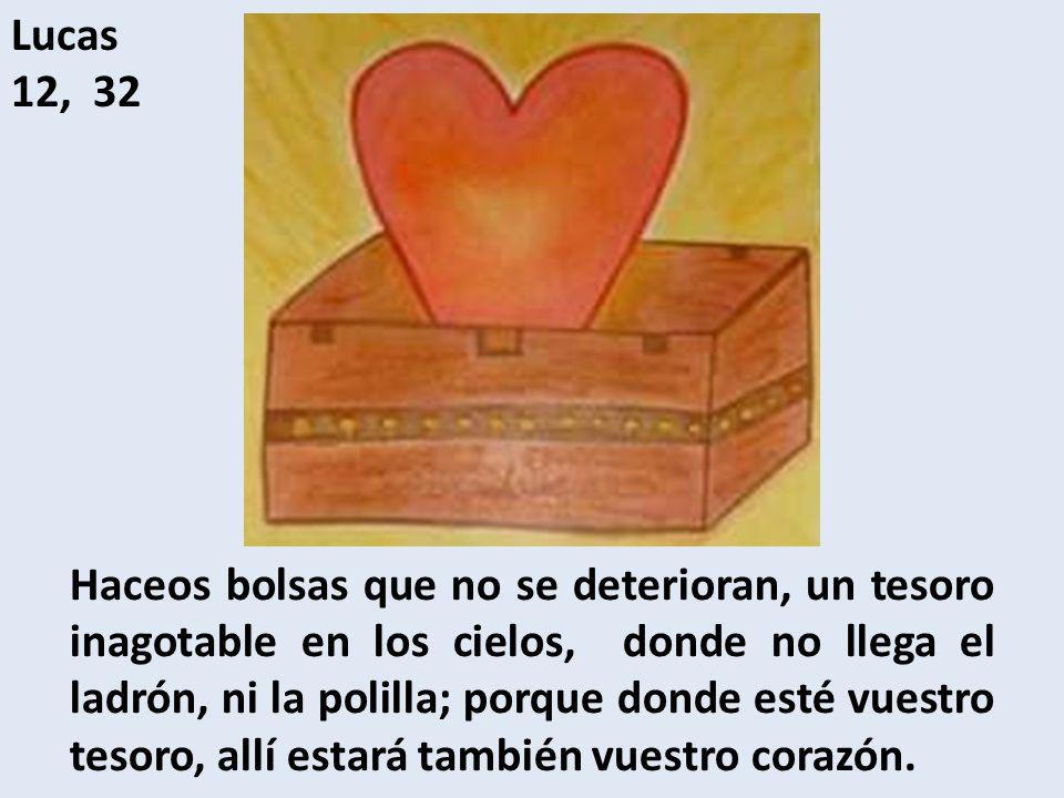 Lucas 12, 32.