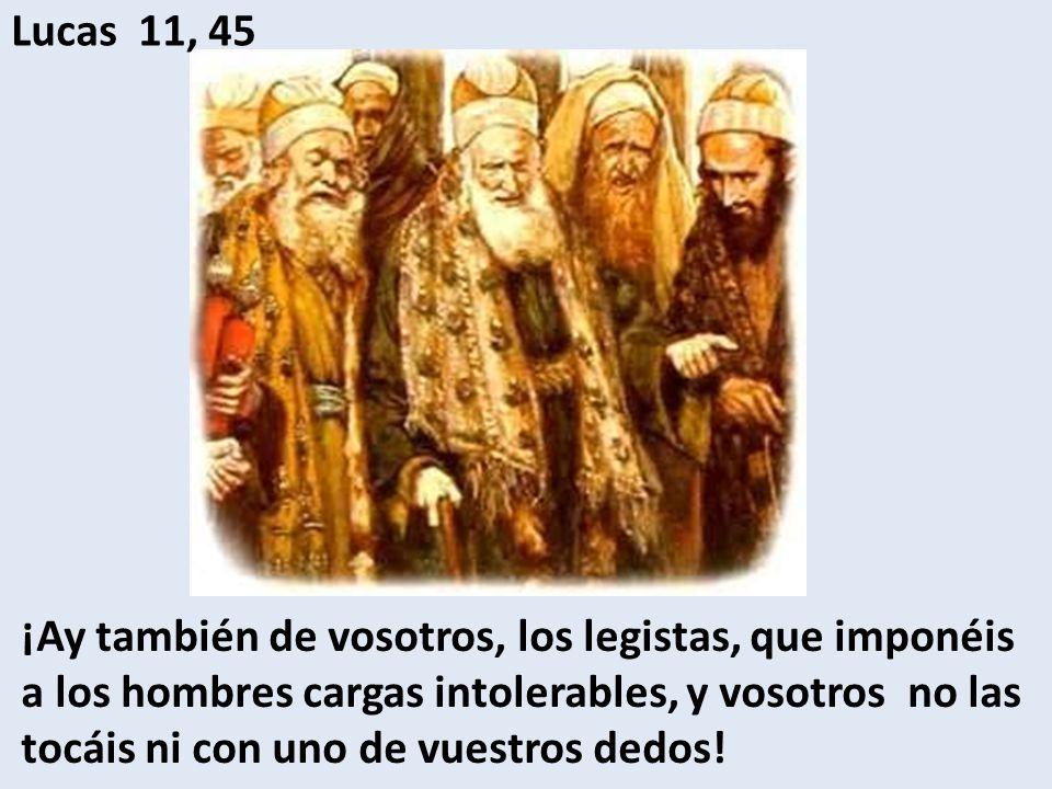 Lucas 11, 45