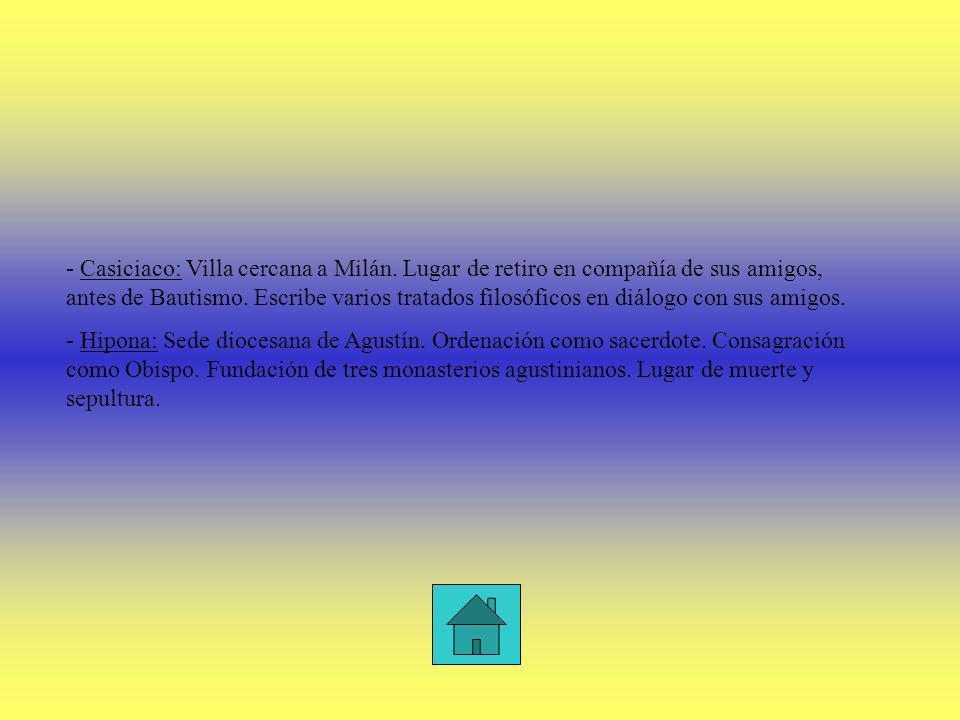 - Casiciaco: Villa cercana a Milán