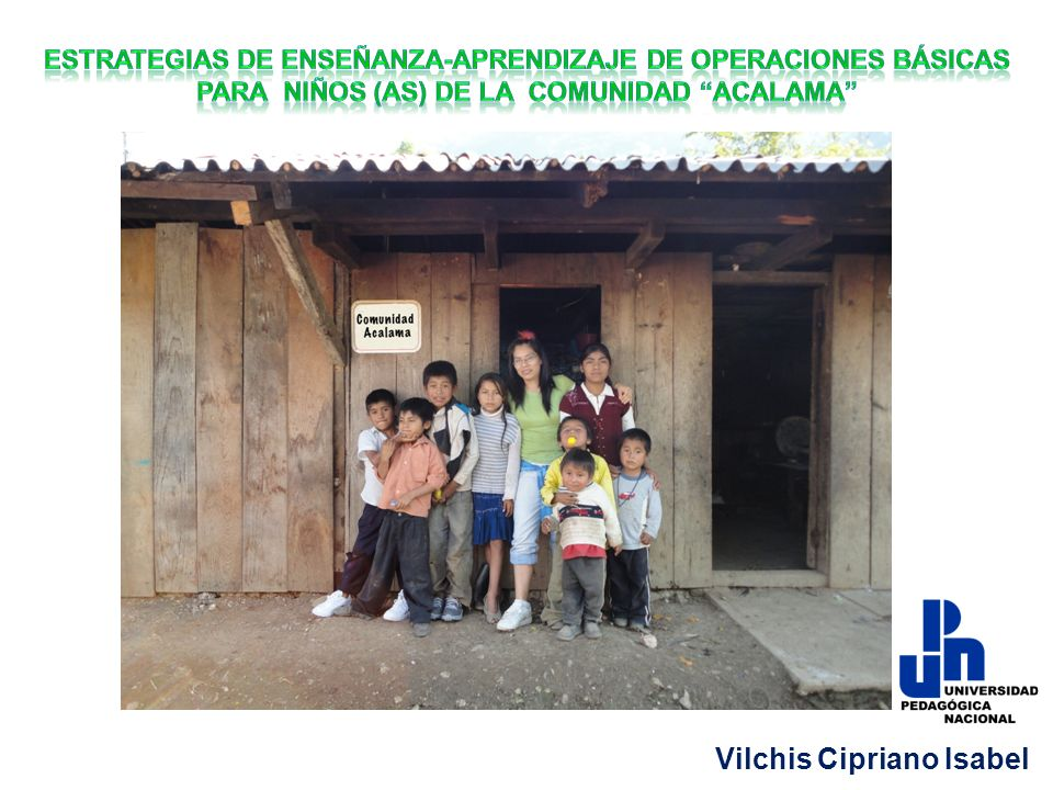 Vilchis Cipriano Isabel