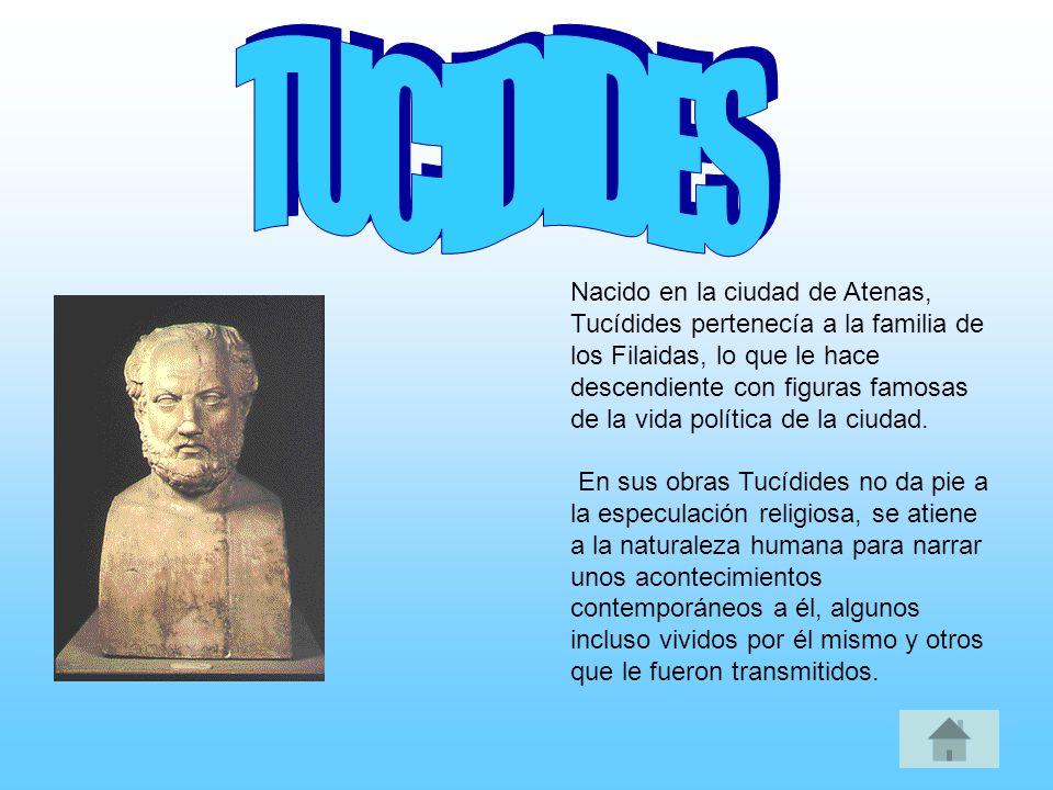 TUCIDIDES