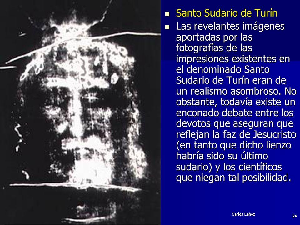 Santo Sudario de Turín