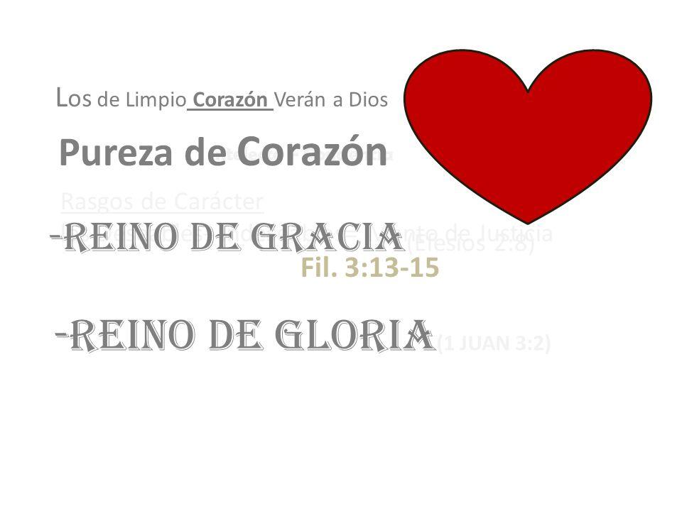 -REINO DE GLORIA(1 JUAN 3:2)