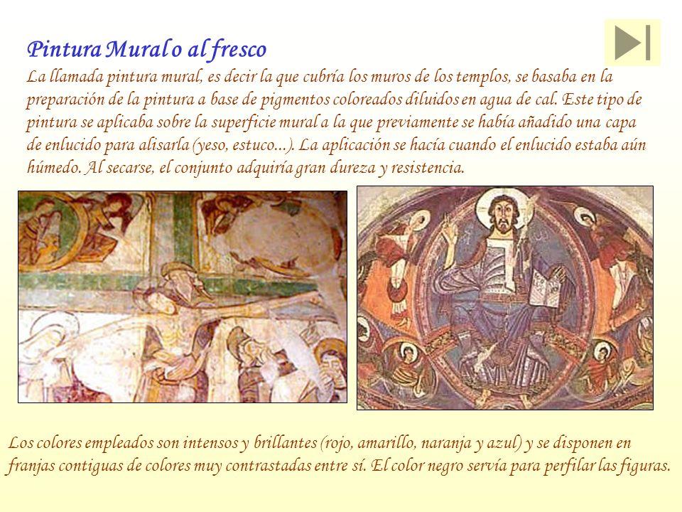Pintura Mural o al fresco
