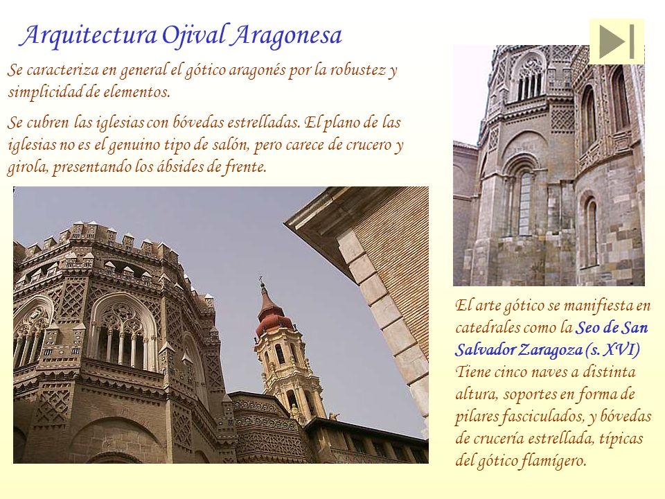 Arquitectura Ojival Aragonesa