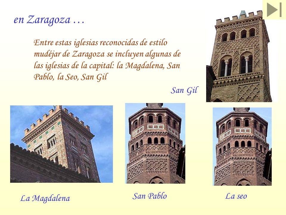 en Zaragoza …