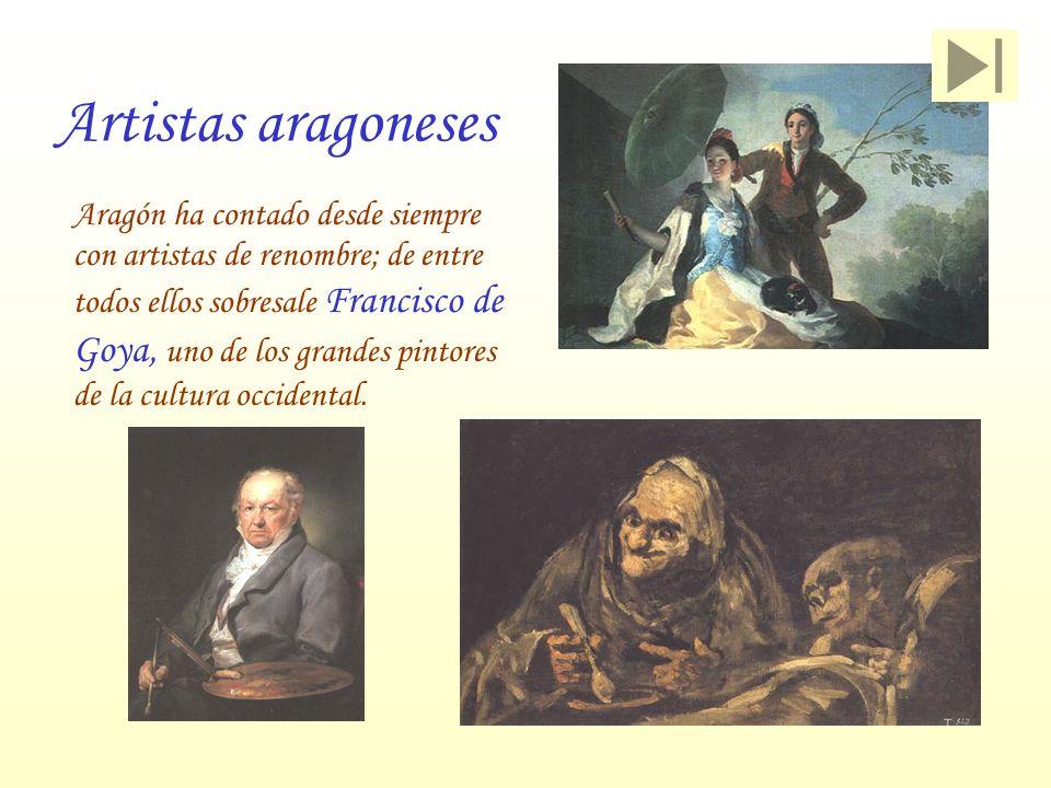 Artistas aragoneses