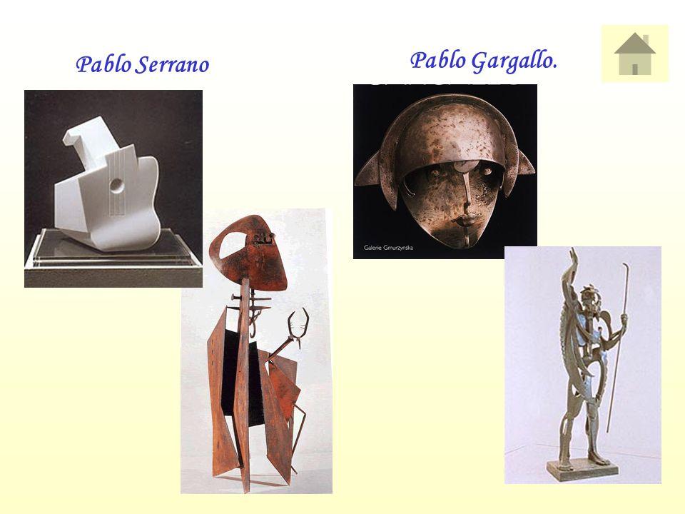 Pablo Gargallo. Pablo Serrano