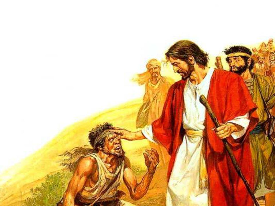 los ciegos ven y los inválidos andan; los leprosos quedan limpios y los sordos oyen; los muertos resucitan, y a los pobres se les anuncia el Evangelio.