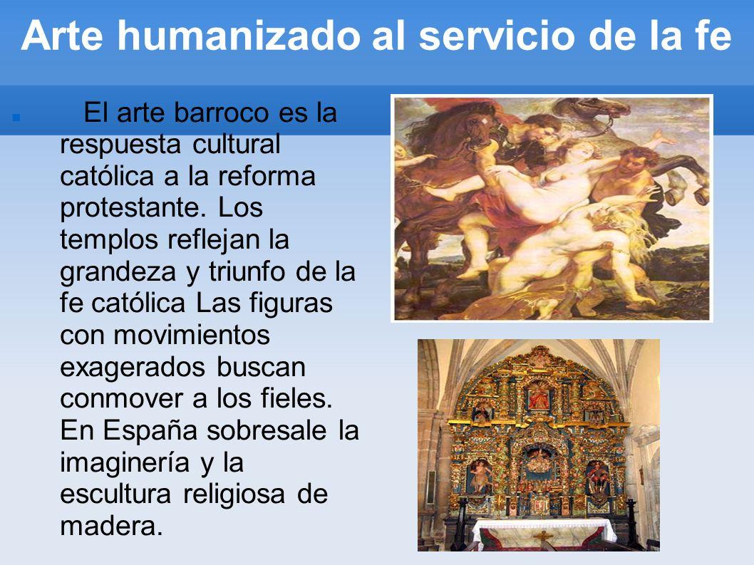 Arte humanizado al servicio de la fe