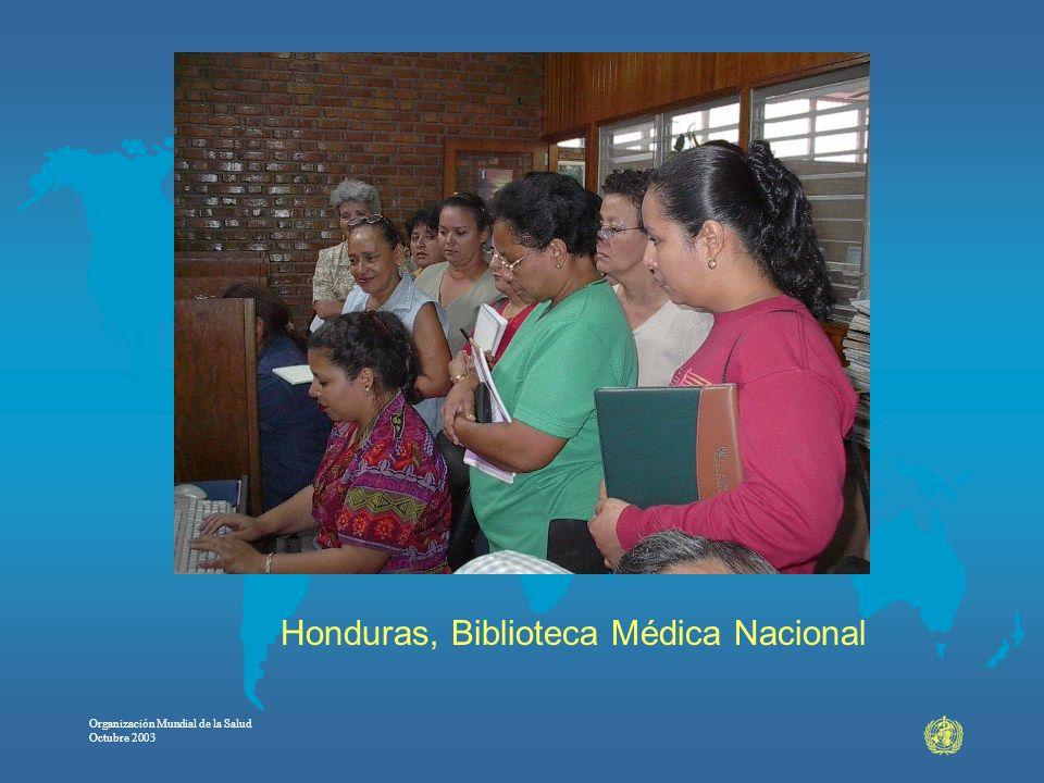 Honduras, Biblioteca Médica Nacional