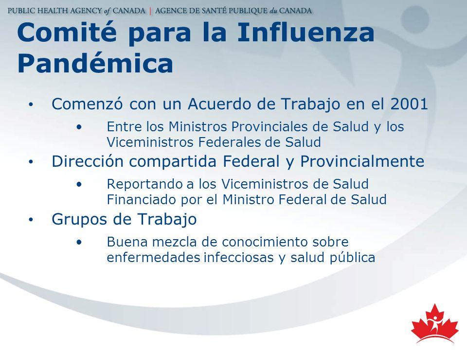 Comité para la Influenza Pandémica