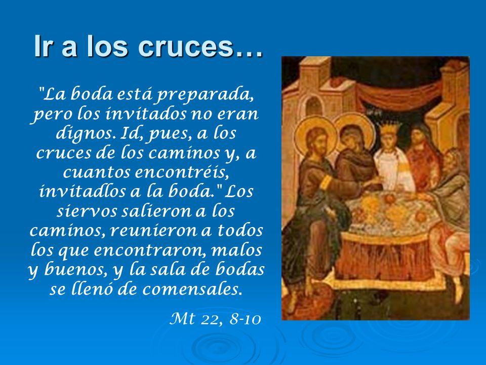Ir a los cruces…