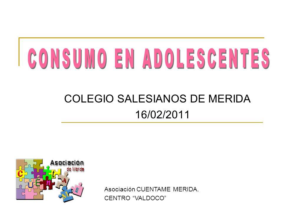 COLEGIO SALESIANOS DE MERIDA 16/02/2011