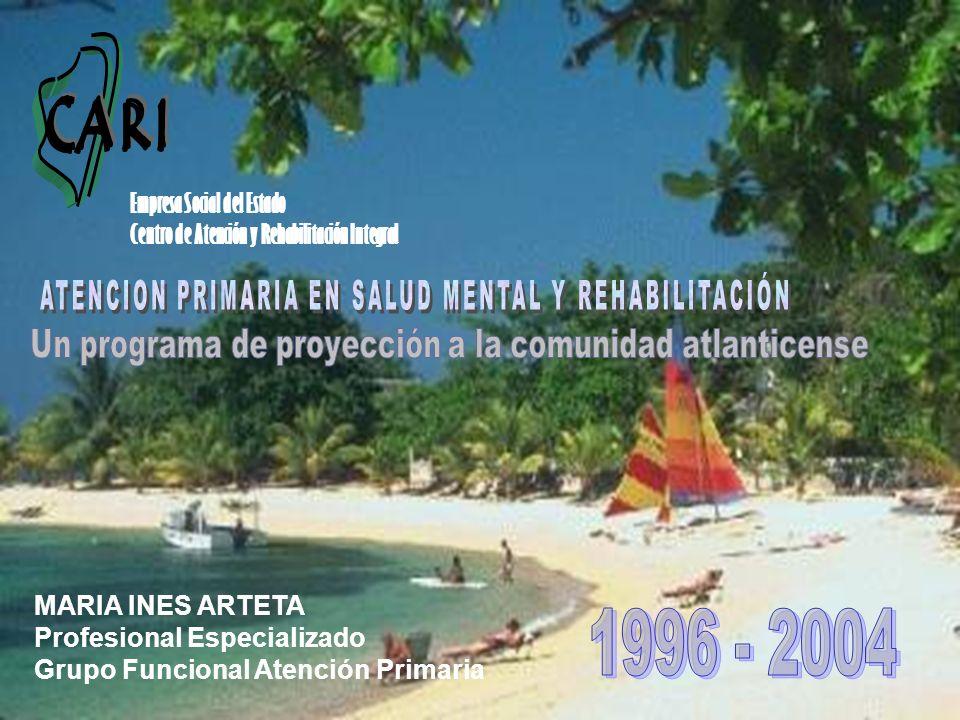 1996 - 2004 Empresa Social del Estado