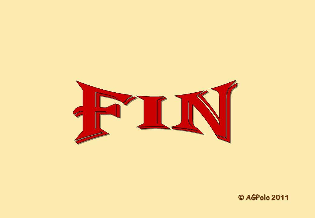 FIN © AGPolo 2011