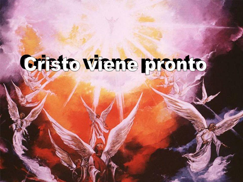 Cristo viene pronto Cristo viene pronto