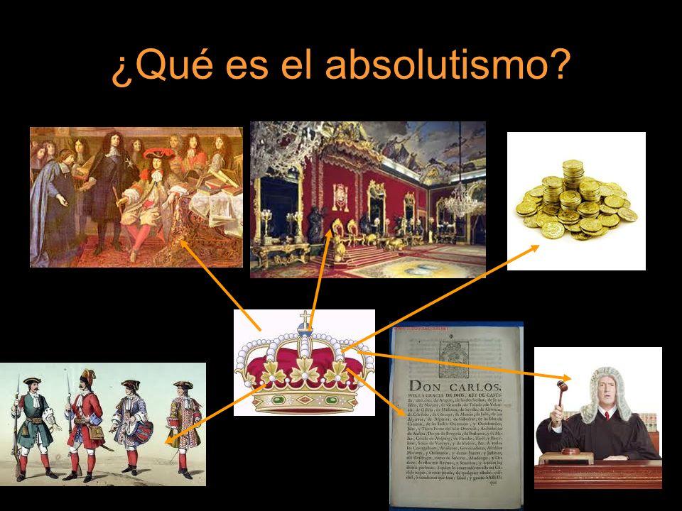 ¿Qué es el absolutismo
