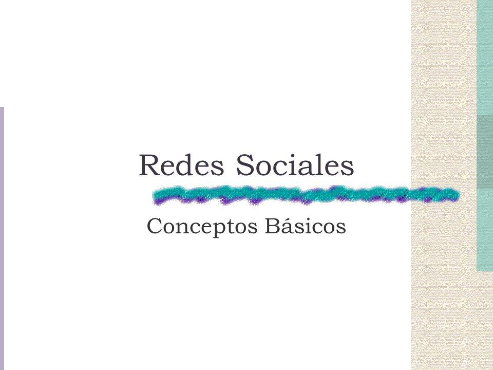 Redes Sociales Conceptos Básicos