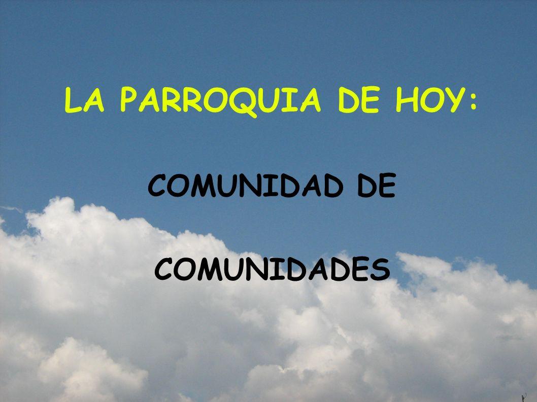 COMUNIDAD DE COMUNIDADES