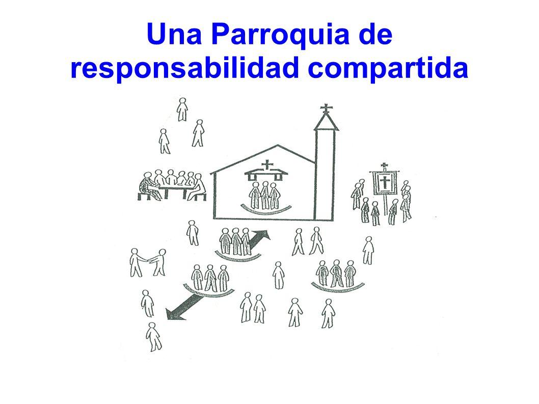 Una Parroquia de responsabilidad compartida