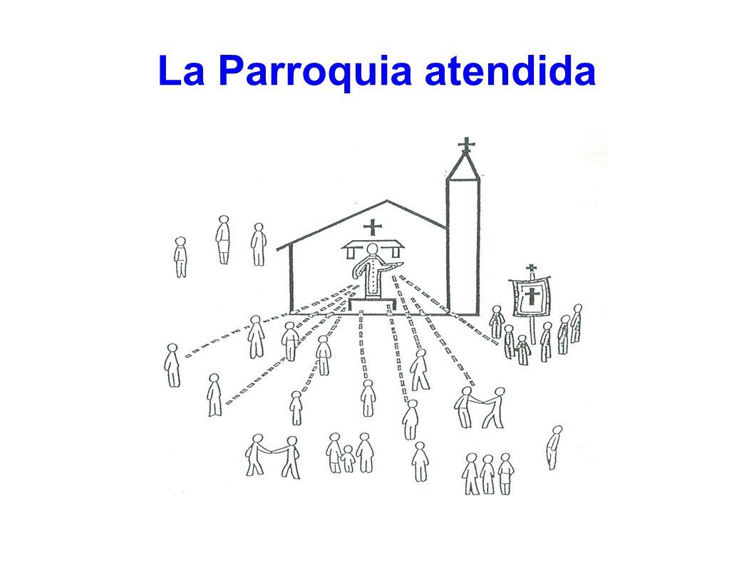 La Parroquia atendida
