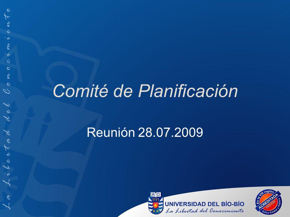 Comité de Planificación