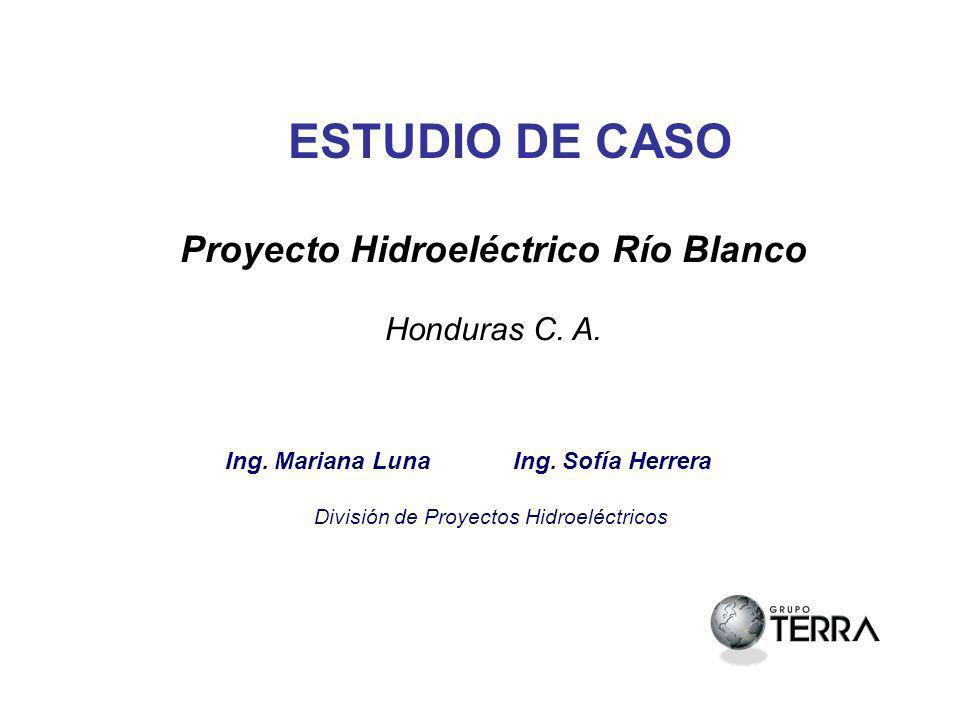 Proyecto Hidroeléctrico Río Blanco
