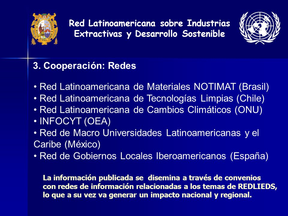 Red Latinoamericana de Materiales NOTIMAT (Brasil)