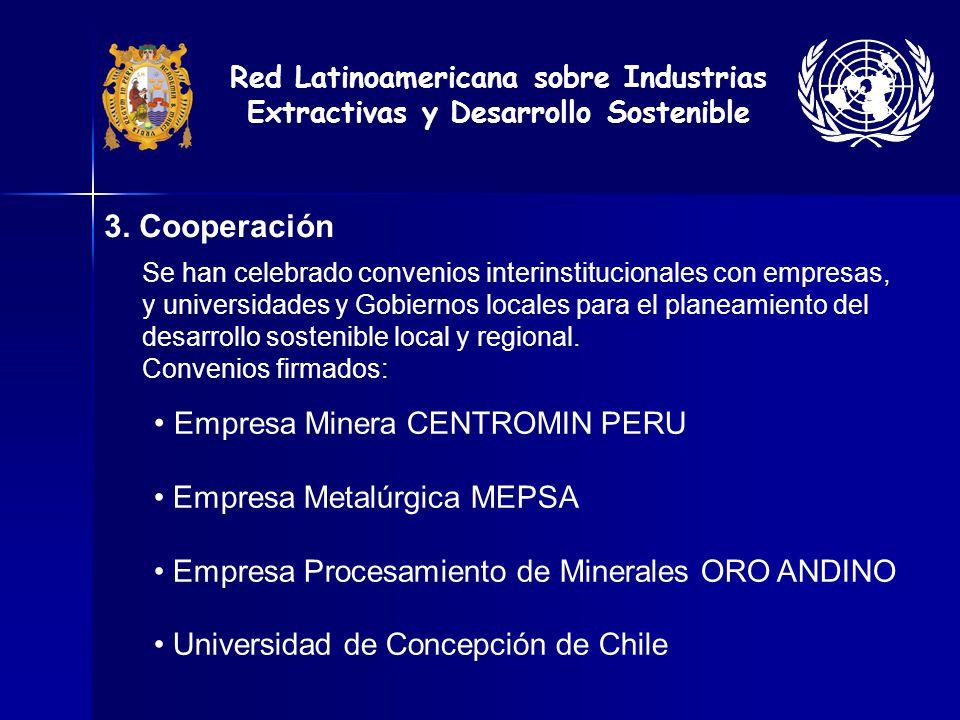Empresa Minera CENTROMIN PERU
