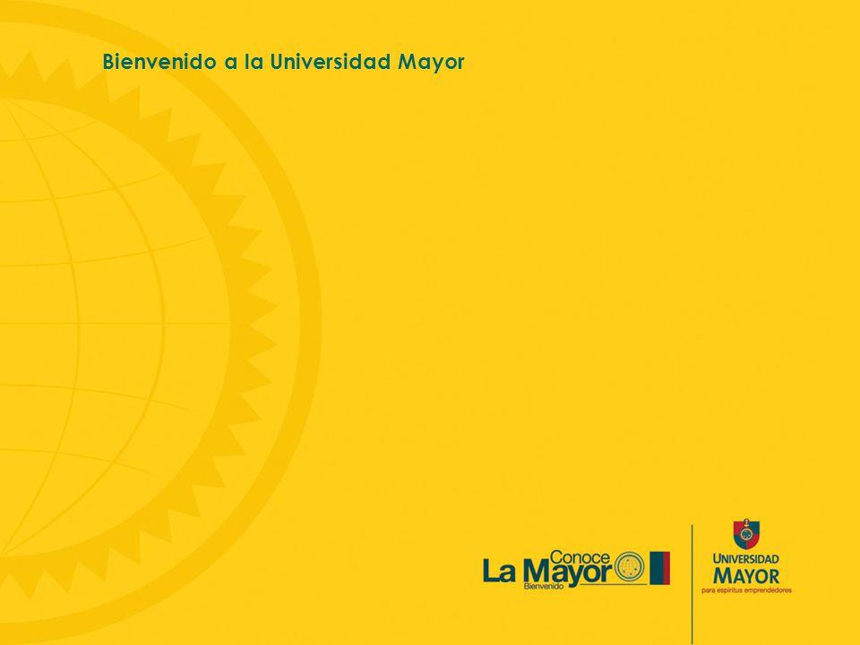 Bienvenido a la Universidad Mayor