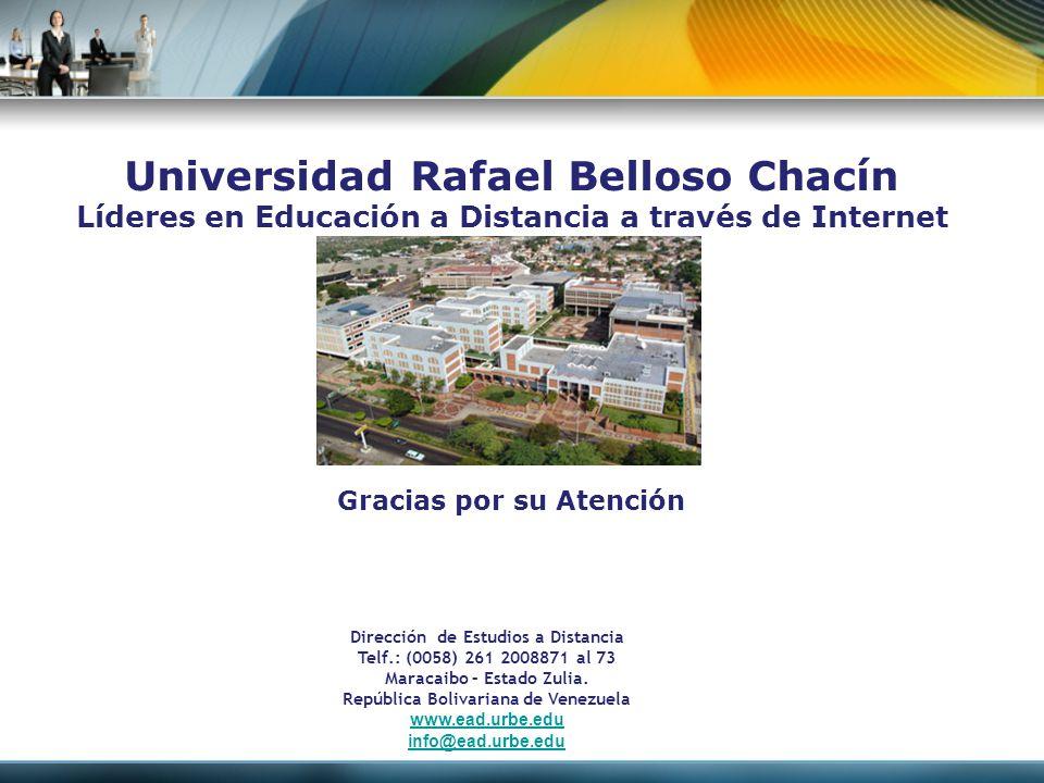 Universidad Rafael Belloso Chacín