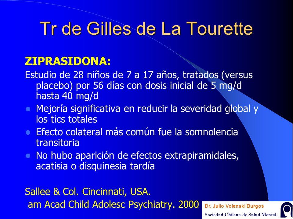 Tr de Gilles de La Tourette